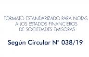 Circular N 038/19